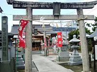 写真:出世稲荷神社